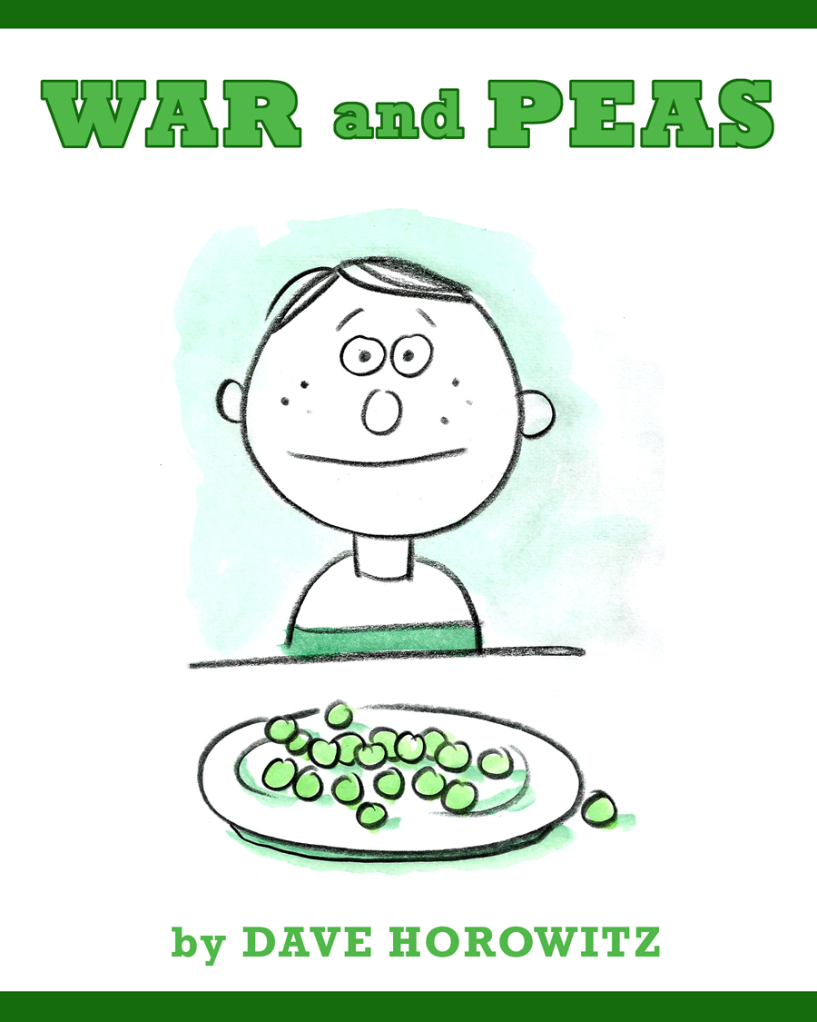 war and peas